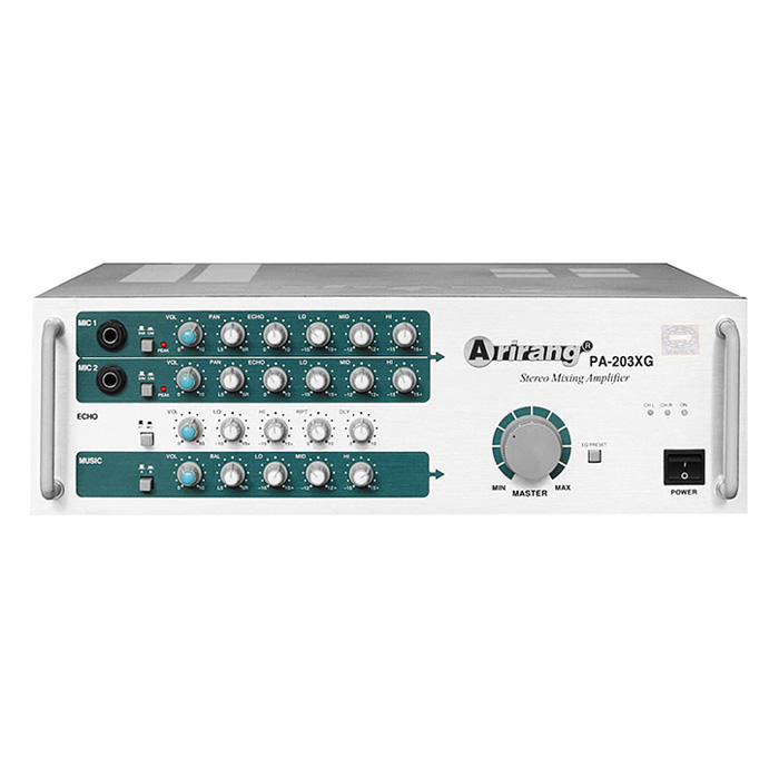 Amplifier Arirang PA-203XG