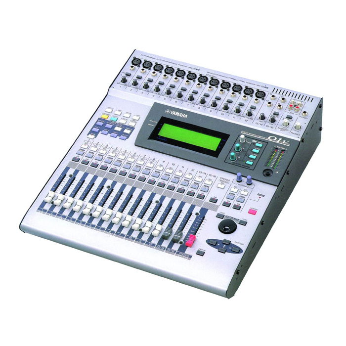 Digital Mixers Yamaha 01V