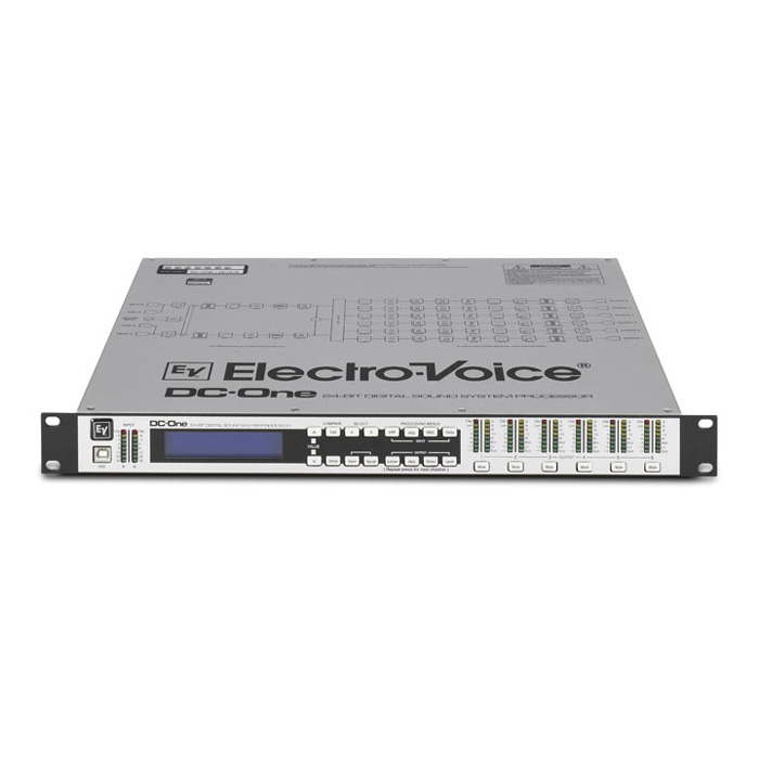 EQUALIZER DIGITAL DC-ONE