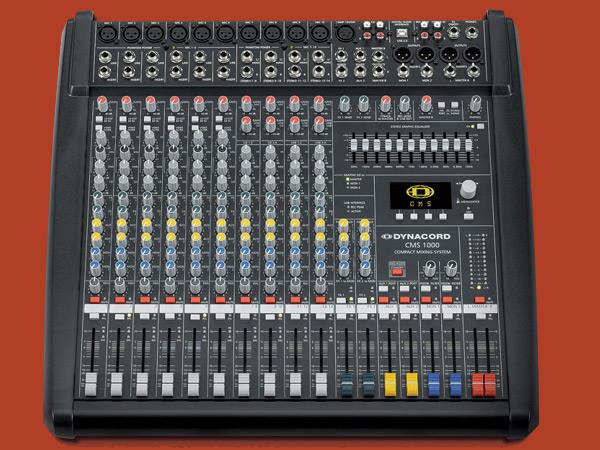MIXER-DYNACORD-CMS-1000