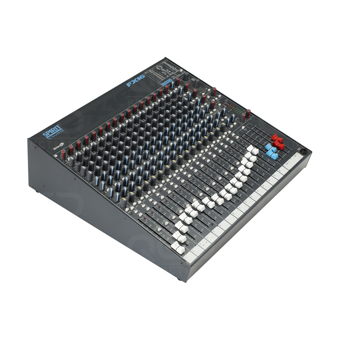 Mixer Soundcraft FX16